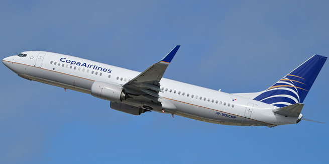 Copa Airlines Flight Information