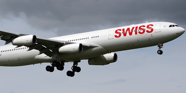 SWISS Flight Information