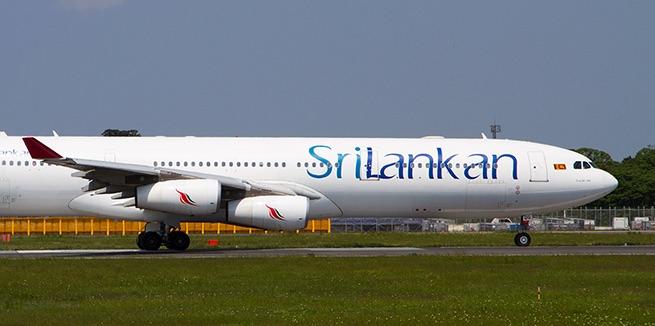 SriLankan Airlines Flight Information