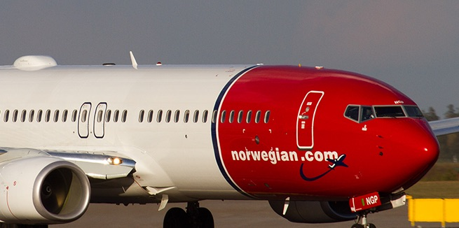Norwegian Air Shuttle Flight Information - SeatGuru