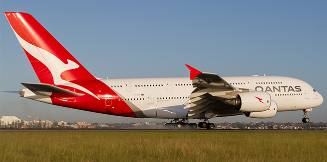 Qantas Flight Information - SeatGuru