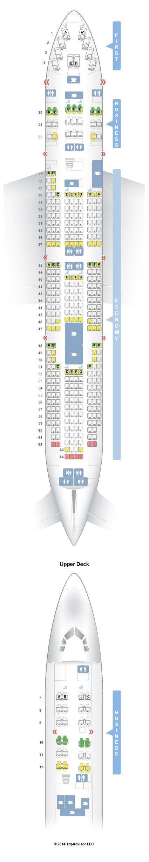 Seatguru Seat Map Asiana Seatguru