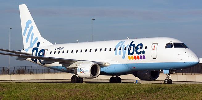 on sale 66856 1f897 FlyBE Flight Information - SeatGuru