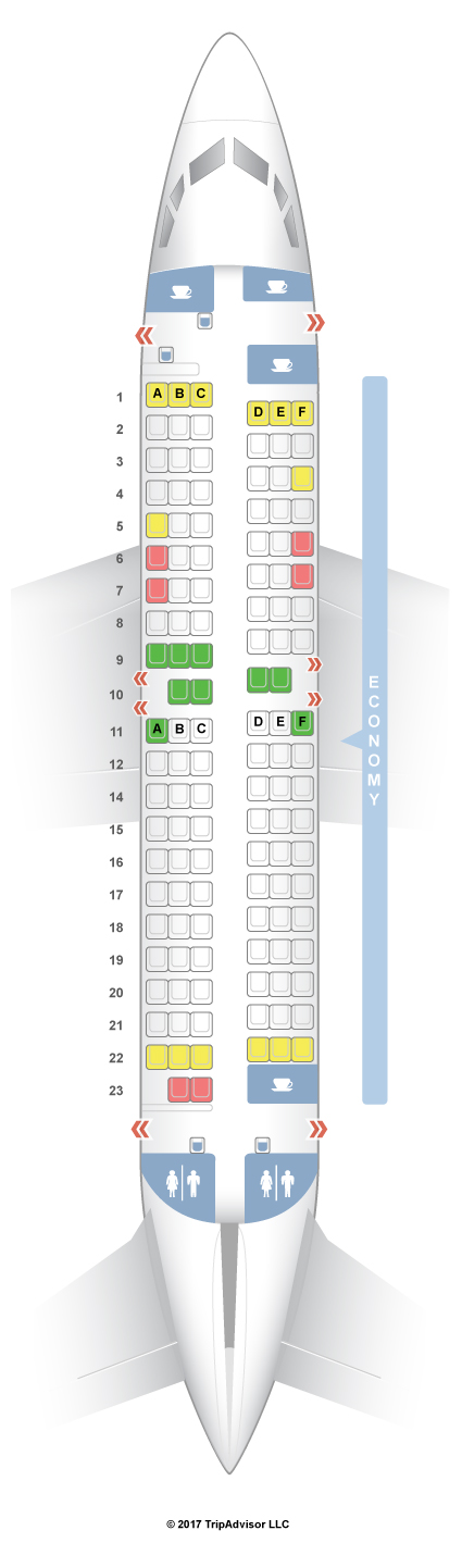 Seatguru Seat Map Sas Seatguru