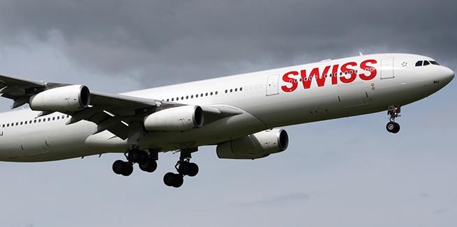 SWISS Flight Information - SeatGuru