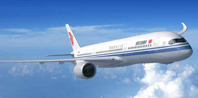 Air China Flight Information - SeatGuru