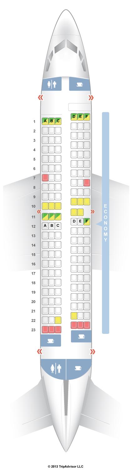Seatguru Seat Map Southwest