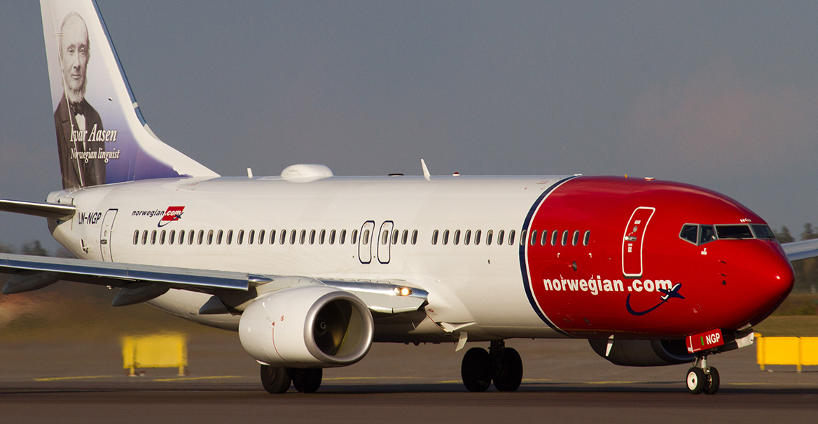 Norwegian Air UK
