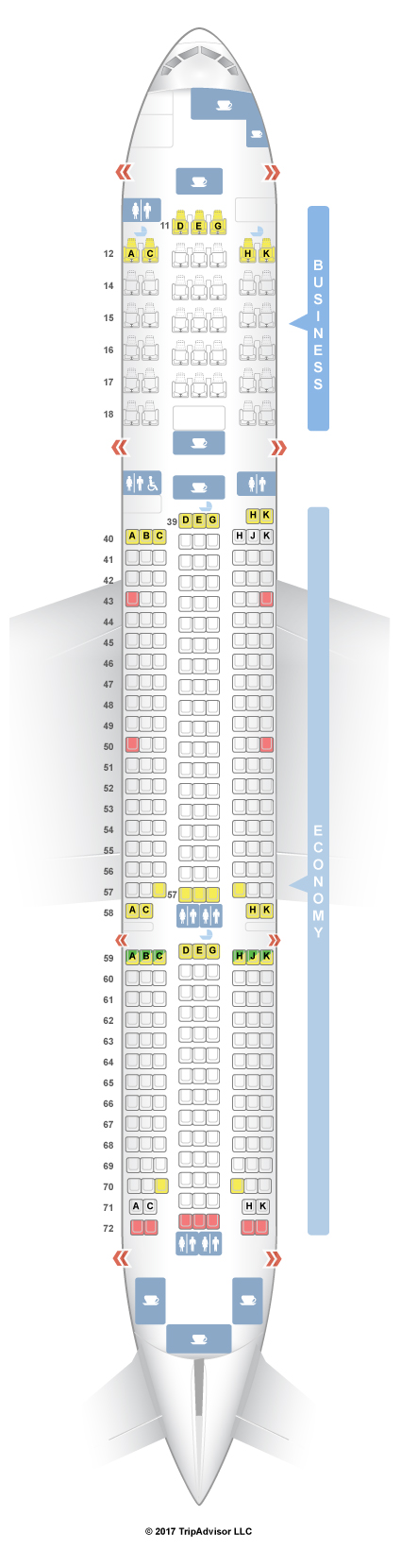 777 300er seat map cathay pacific Seatguru Seat Map Cathay Pacific Seatguru 777 300er seat map cathay pacific