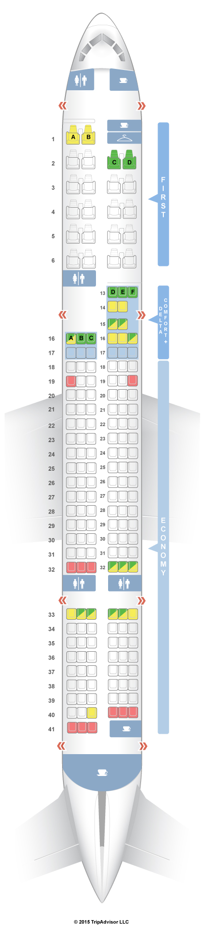 delta airlines seat assignments You'll still enjoy the same main cabin experience at a lower cost, in exchange for fewer options like receiving your seat assignment after check in explore the details to see if basic economy fits your needs.