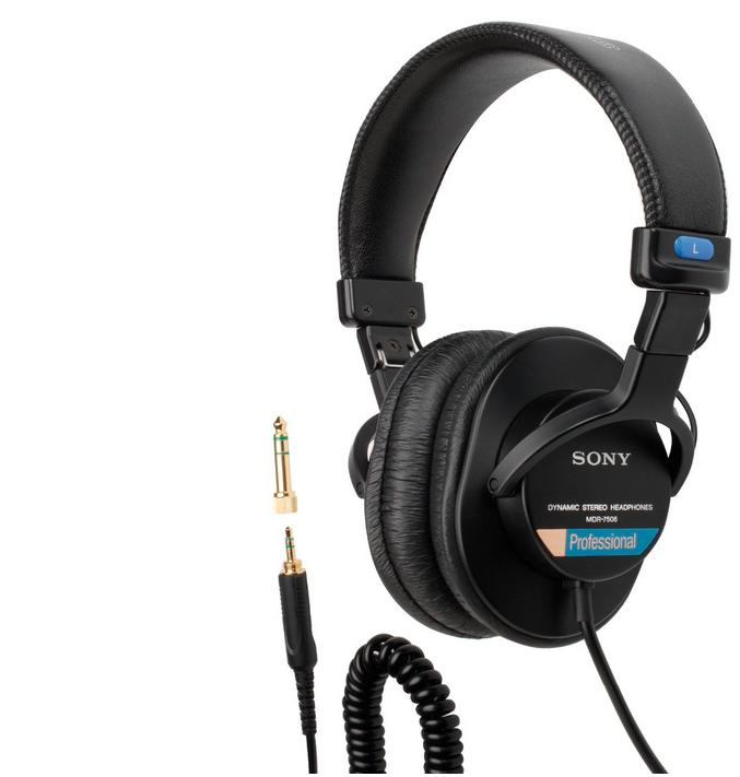 Sony MDR7506