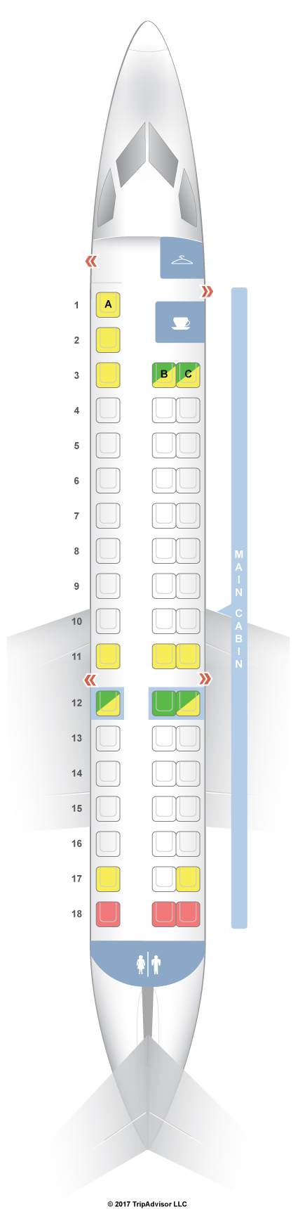 Seating Chart For American Airlines Lemsteraakleeuwenhartnl - Us airways a321 seat map