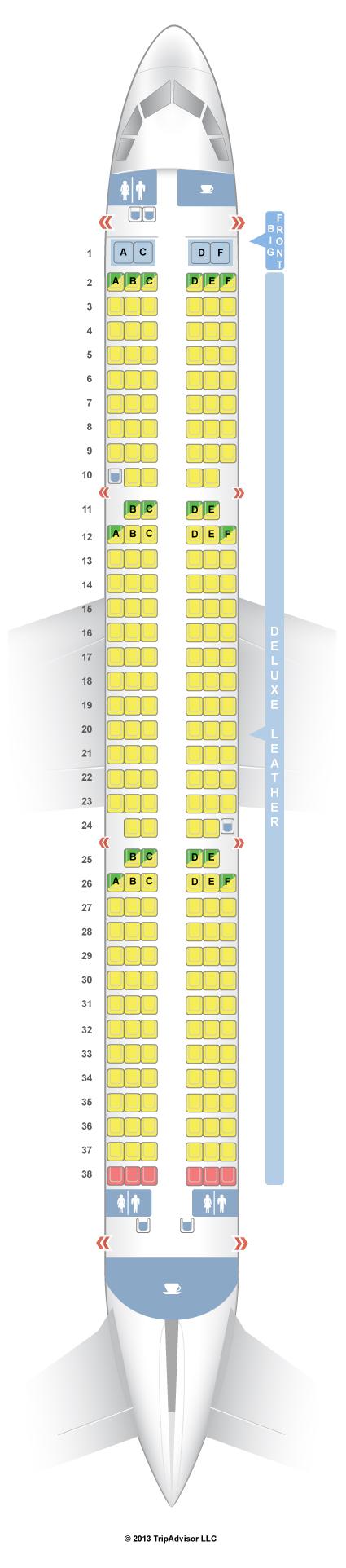 Delta Comfort FAQs  Delta Air Lines