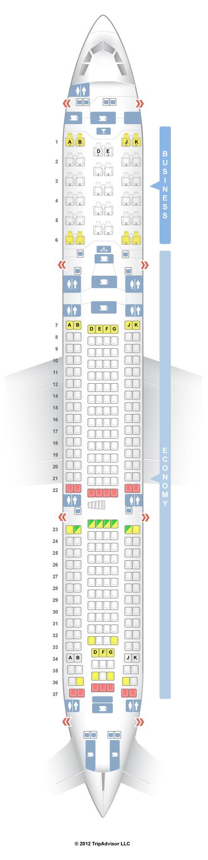 Avianca Seat Assignment Brokeasshomecom - Us airways a321 seat map