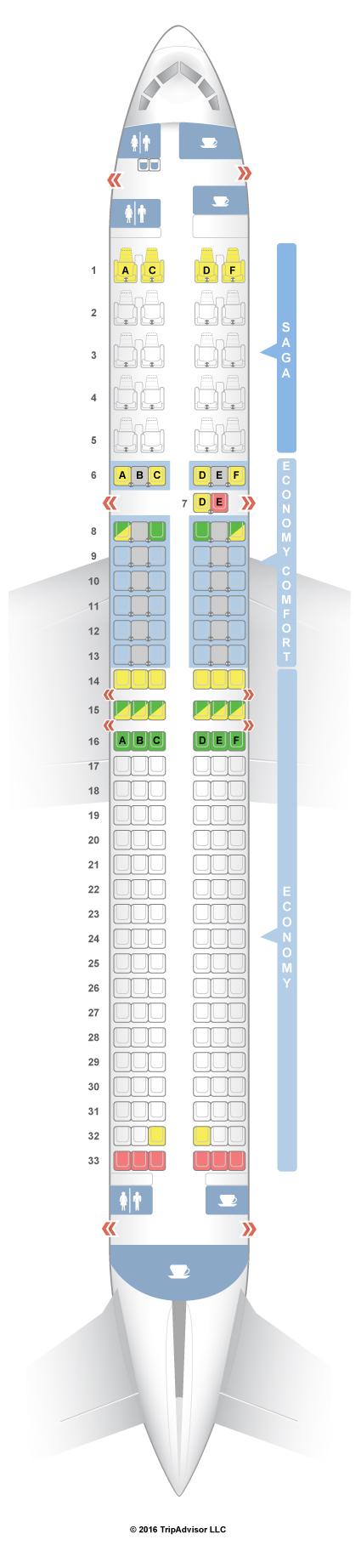 SeatGuru Seat Map Icelandair Boeing 757-200 (752) V2  SeatGuru Seat M...