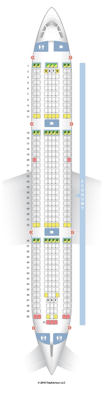SeatGuru Seat Map WOW Air Airbus A V - Us airways a321 seat map