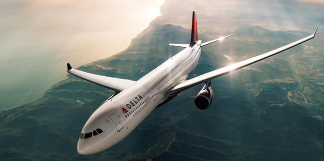 Delta Flight Information