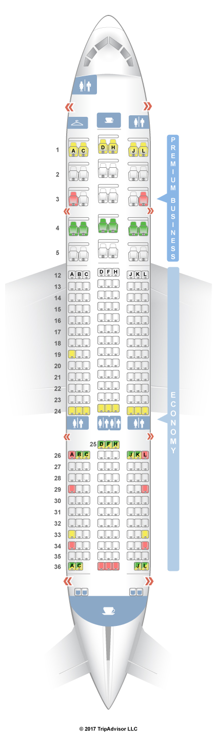 Trip Report: LAN 787-8 Business Class April 2015