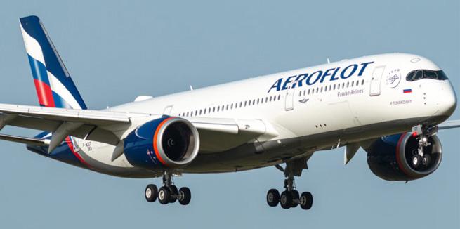 Aeroflot Flight Information