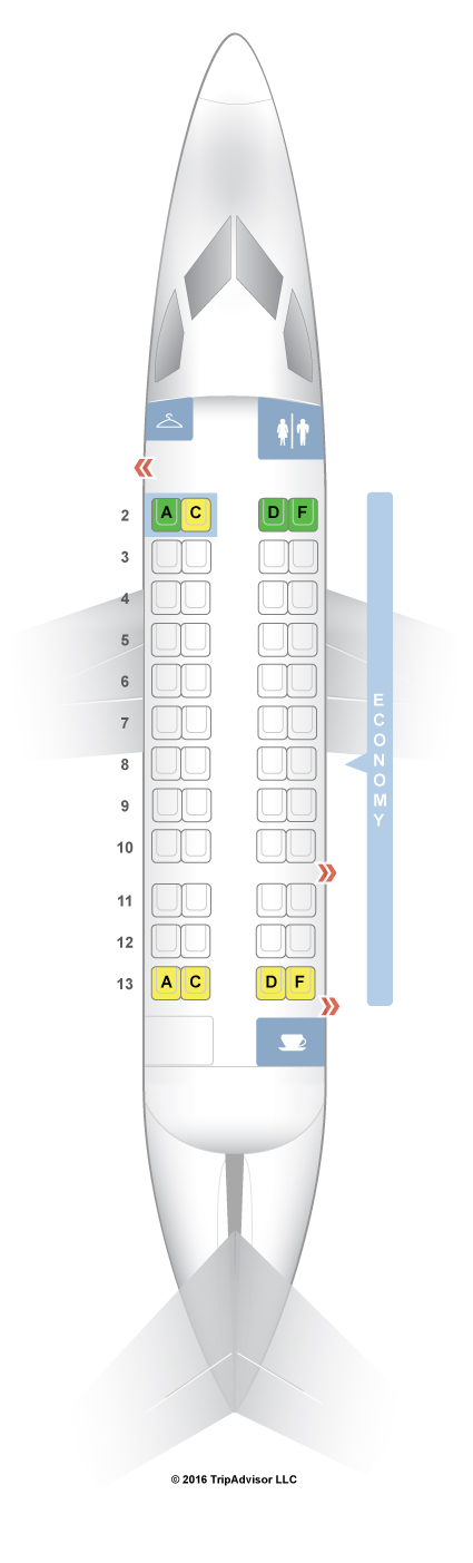 Airbus A320 Eurowings A320 200 Sitzplan